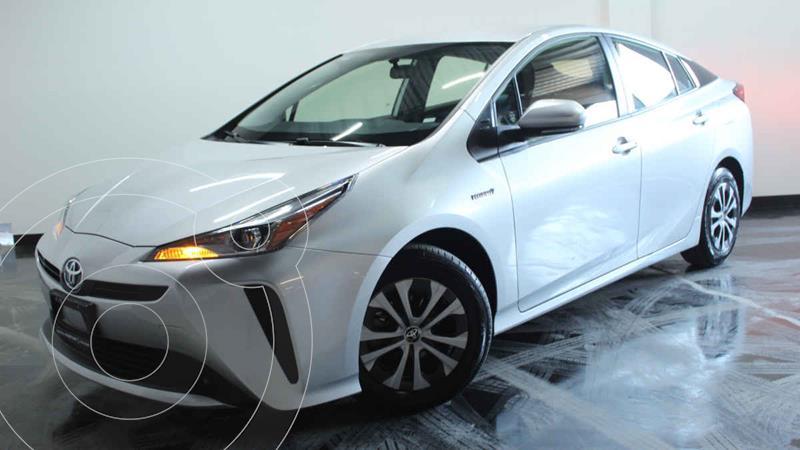 Foto Toyota Prius C BASE usado (2021) color Blanco precio $410,000