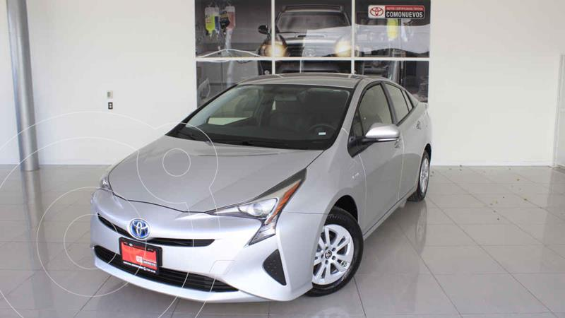 Foto Toyota Prius C BASE usado (2016) color Plata precio $275,000