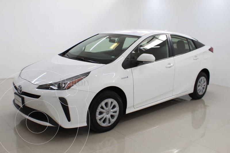 Foto Toyota Prius C BASE usado (2019) color Blanco precio $329,000