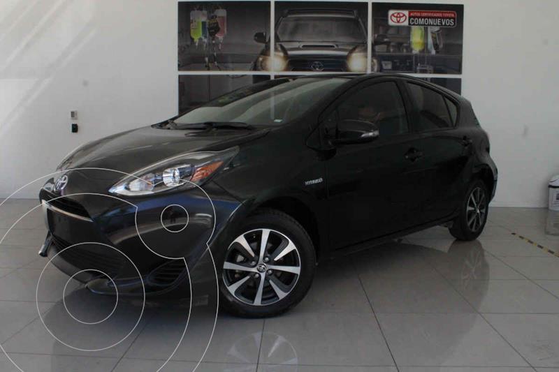 Foto Toyota Prius C 1.5L usado (2019) color Negro precio $276,000