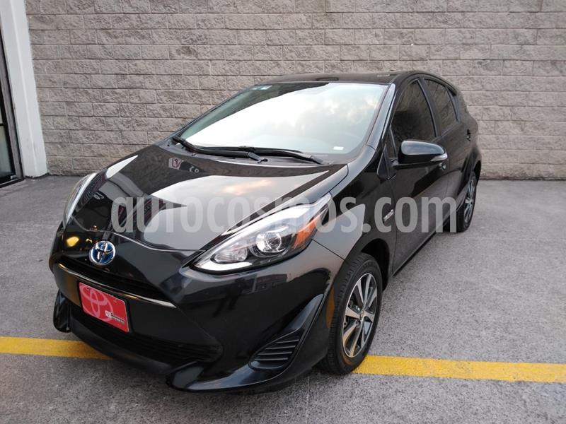 Toyota Prius C 1.5L usado (2018) color Negro precio $255,000