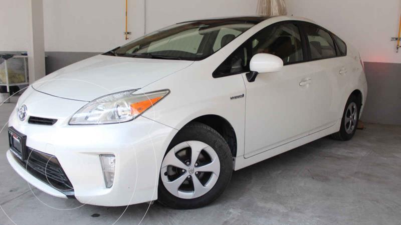 Foto Toyota Prius C BASE usado (2015) color Blanco precio $240,000