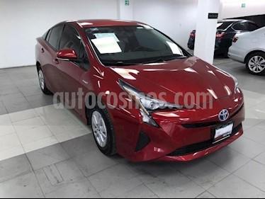Toyota Prius C 1.5L usado (2018) color Rojo precio $330,000