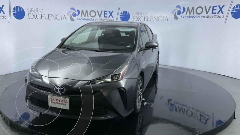 Foto Toyota Prius C BASE usado (2019) color Gris precio $315,000