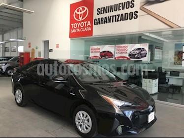 Toyota Prius C 1.5L usado (2018) color Negro precio $365,000