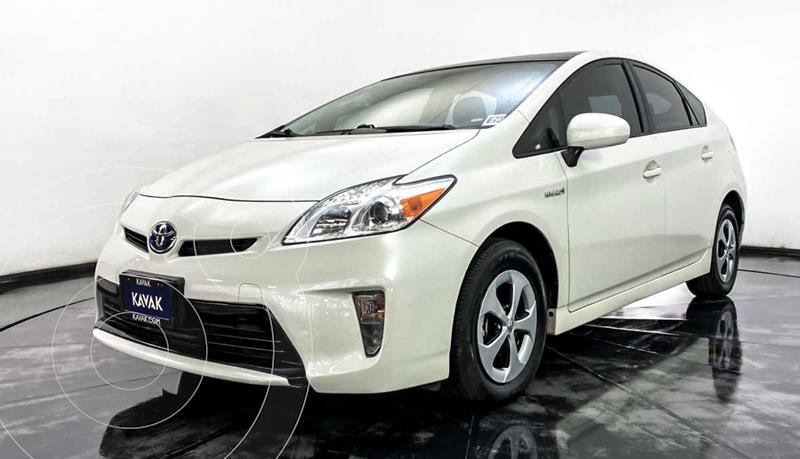 Toyota Prius C Premium SR usado (2014) color Blanco precio $224,999