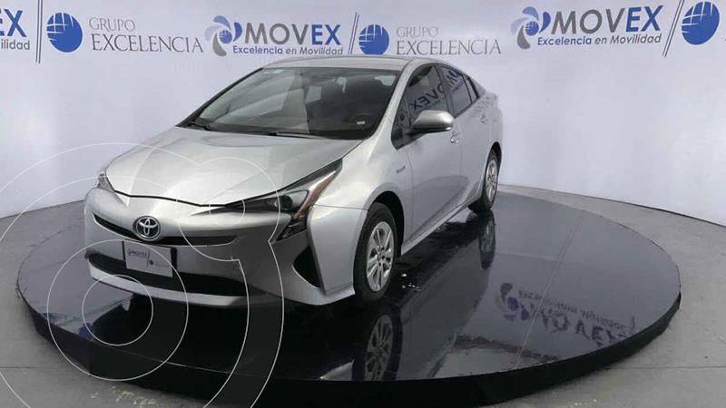 Foto Toyota Prius C BASE usado (2017) color Plata precio $305,000