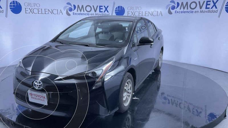 Foto Toyota Prius C Premium SR usado (2017) color Negro precio $298,000