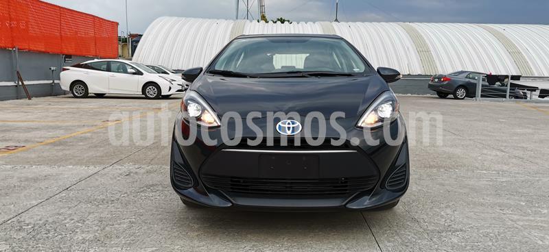 Toyota Prius C 1.5L usado (2019) color Negro precio $319,000