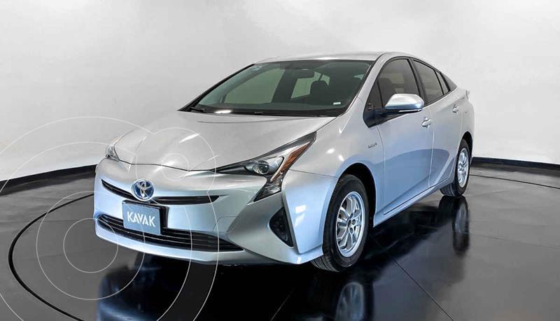 Toyota Prius C BASE usado (2016) color Plata precio $287,999