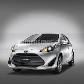 foto Toyota Prius C 1.5L nuevo color Naranja Metálico precio $332,800