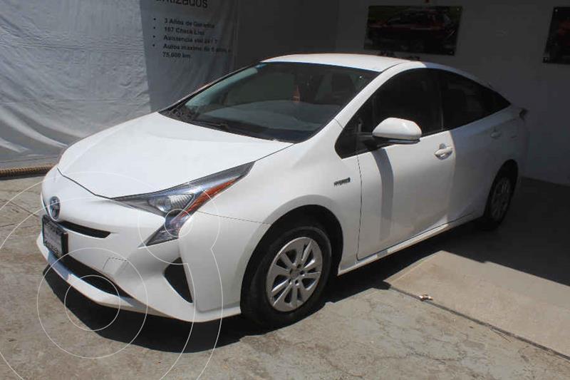 Foto Toyota Prius C BASE usado (2017) color Blanco precio $249,000