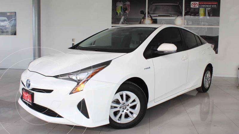 Foto Toyota Prius C Premium SR usado (2017) color Blanco precio $335,000