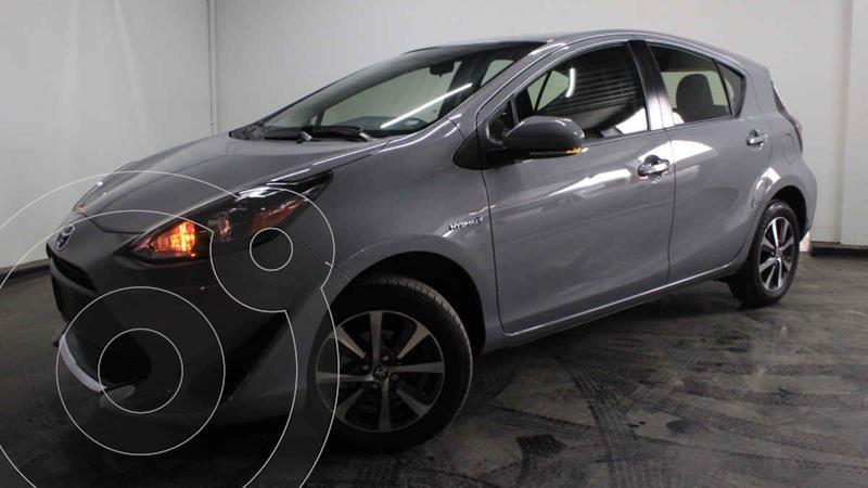 Foto Toyota Prius C 1.5L  usado (2021) color Blanco precio $340,000