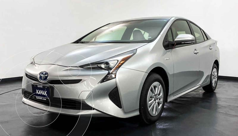 Toyota Prius C BASE usado (2016) color Gris precio $292,999