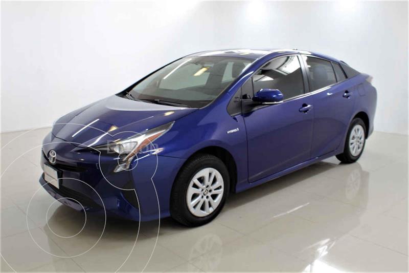 Toyota Prius C BASE usado (2018) color Azul precio $289,000