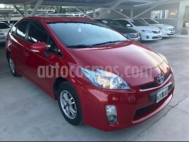 Foto venta Auto Usado Toyota Prius 1.8 CVT (2010) color Rojo precio $370.000