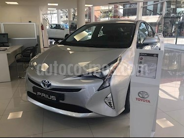 Foto venta Auto usado Toyota Prius 1.8 CVT (2019) color Gris Plata  precio u$s38.000
