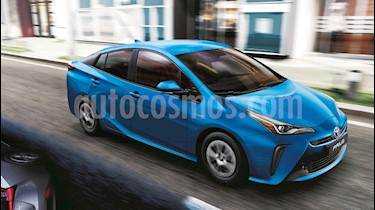 Toyota Prius 1.8 CVT nuevo color Azul precio u$s44.000