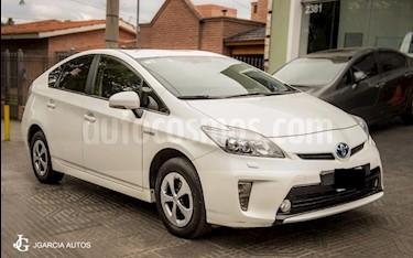 Foto venta Auto usado Toyota Prius 1.8 CVT (2012) color Blanco precio $725.000