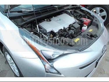 Foto venta Auto usado Toyota Prius 1.8L CVT (2016) color Plata precio $240,000