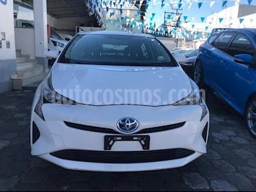 Foto venta Auto usado Toyota Prius 1.8L CVT (2017) color Blanco precio $294,500
