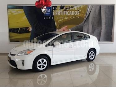 Foto venta Auto usado Toyota Prius 5p Base Hibrido L4/1.8 Aut (2015) color Blanco precio $238,900