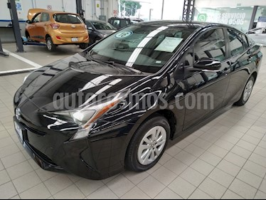 Foto venta Auto usado Toyota Prius 5p Base Hibrido L4/1.8 Aut (2016) color Negro precio $265,000
