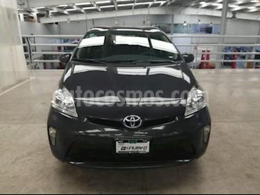 Foto venta Auto usado Toyota Prius 5p Base Hibrido L4/1.8 Aut (2015) color Gris precio $250,000
