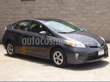 Foto venta Auto usado Toyota Prius 5p Premium SR Hibrido L4/1.8 Aut (2015) color Gris precio $270,000