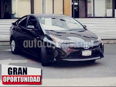 Foto venta Auto Seminuevo Toyota Prius 5p Premium SR Hibrido L4/1.8 Aut (2017) color Negro precio $375,000
