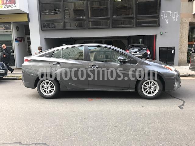 Toyota Prius 1.8 CVT usado (2018) color Gris Oscuro precio u$s32.900