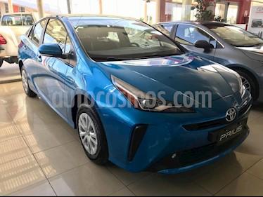 Toyota Prius 1.8 CVT nuevo color Azul Celeste precio $2.794.000