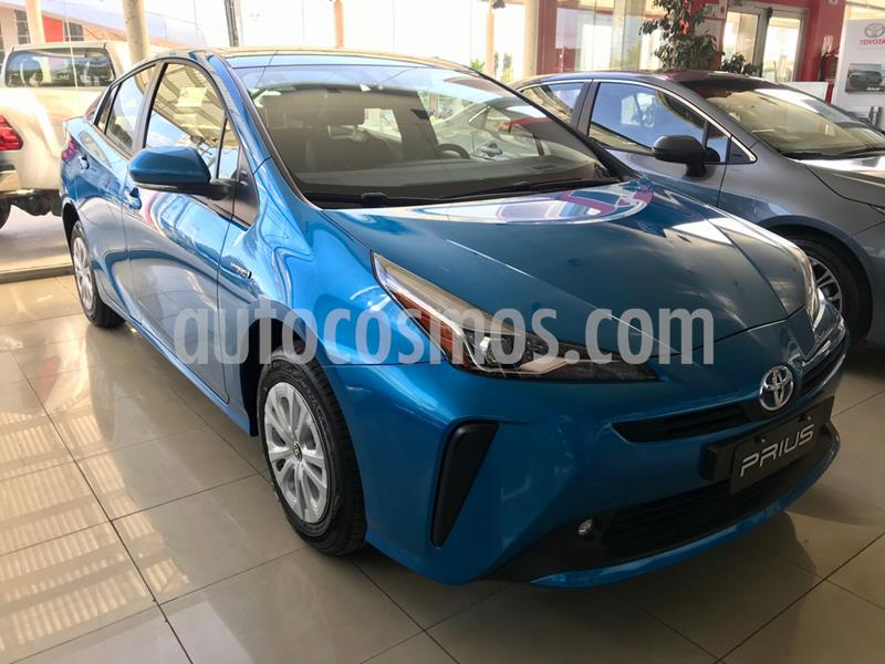 Toyota Prius 1.8 CVT nuevo color Azul Celeste precio $2.812.000
