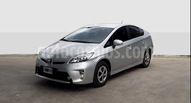 Toyota Prius 1.8 CVT usado (2013) color Gris Claro precio $790.000