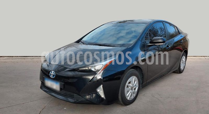 Toyota Prius 1.8 CVT usado (2018) color Negro precio $1.950.000
