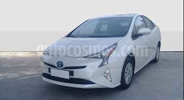 Toyota Prius 1.8 CVT usado (2018) color Blanco precio $1.890.000