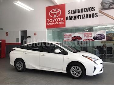 Foto venta Auto usado Toyota Prius BASE (2016) color Blanco precio $275,000