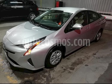 Foto venta Auto Seminuevo Toyota Prius BASE (2016) color Plata precio $240,000