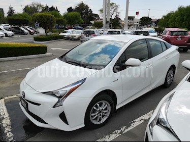 Foto venta Auto usado Toyota Prius BASE (2016) color Blanco precio $255,000