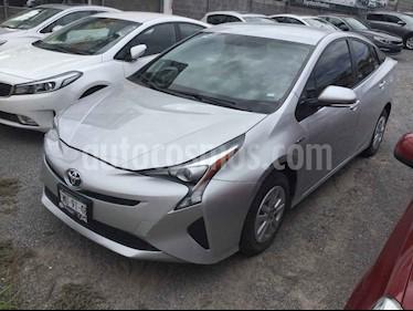 Toyota Prius BASE usado (2017) color Plata precio $308,000