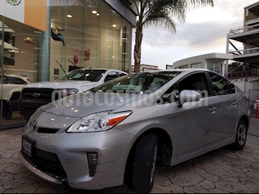 Foto venta Auto usado Toyota Prius BASE (2015) color Plata precio $250,000