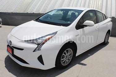 Foto venta Auto usado Toyota Prius BASE (2019) color Blanco precio $377,000