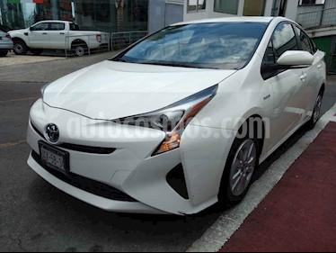 Foto venta Auto usado Toyota Prius BASE (2017) color Blanco precio $315,000