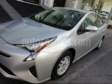 Foto venta Auto usado Toyota Prius BASE (2016) color Plata precio $285,000