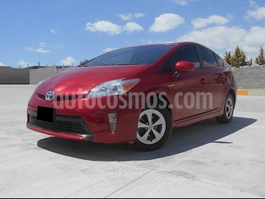 Foto venta Auto usado Toyota Prius BASE (2015) color Rojo precio $245,000