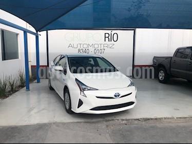 Foto venta Auto usado Toyota Prius BASE (2016) color Blanco precio $235,000