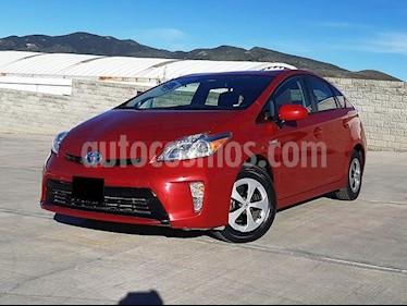 Foto Toyota Prius BASE usado (2015) color Rojo precio $248,000