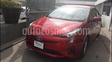 Foto venta Auto Seminuevo Toyota Prius BASE (2016) color Rojo precio $234,000