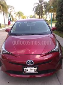 Toyota Prius BASE usado (2017) color Rojo precio $290,000